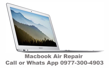 Macbook Air Repair Navi Mumbai
