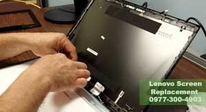 Lenovo Laptop Screen Replacement