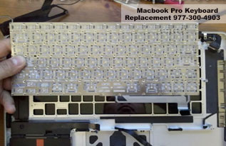 Macbook Pro Keyboard Replacement