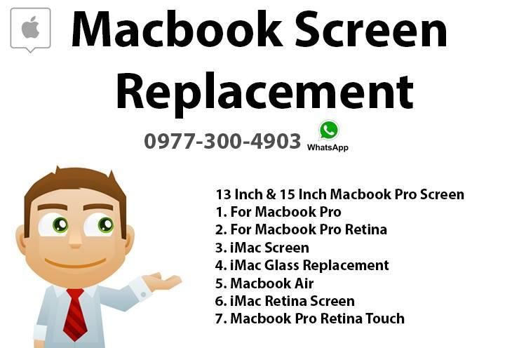 dell, hp, mac laptop screen repair Mumbai and Navi Mumbai